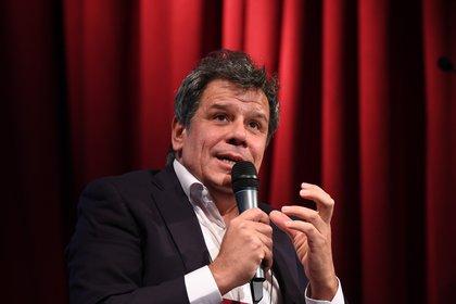 El neurocientífico Facundo Manes explica que hay que mejorar la educabilidad en la Argentina (Maximiliano Luna)