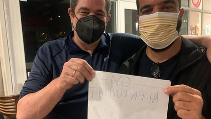 Con foto de Vargas Lleras y Arturo Char, Cambio Radical le dice no a la reforma tributaria y lanzan pulla al Gobierno Duque