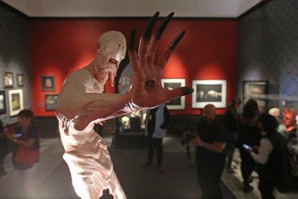 En la imagen, una de las piezas de su película El Laberinto del Fauno. (Foto: Cuartoscuro)