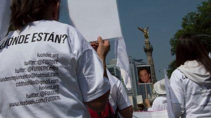 Imagen ilustrativa. Colectivos buscan a los desaparecidos (Foto: Cuartoscuro)