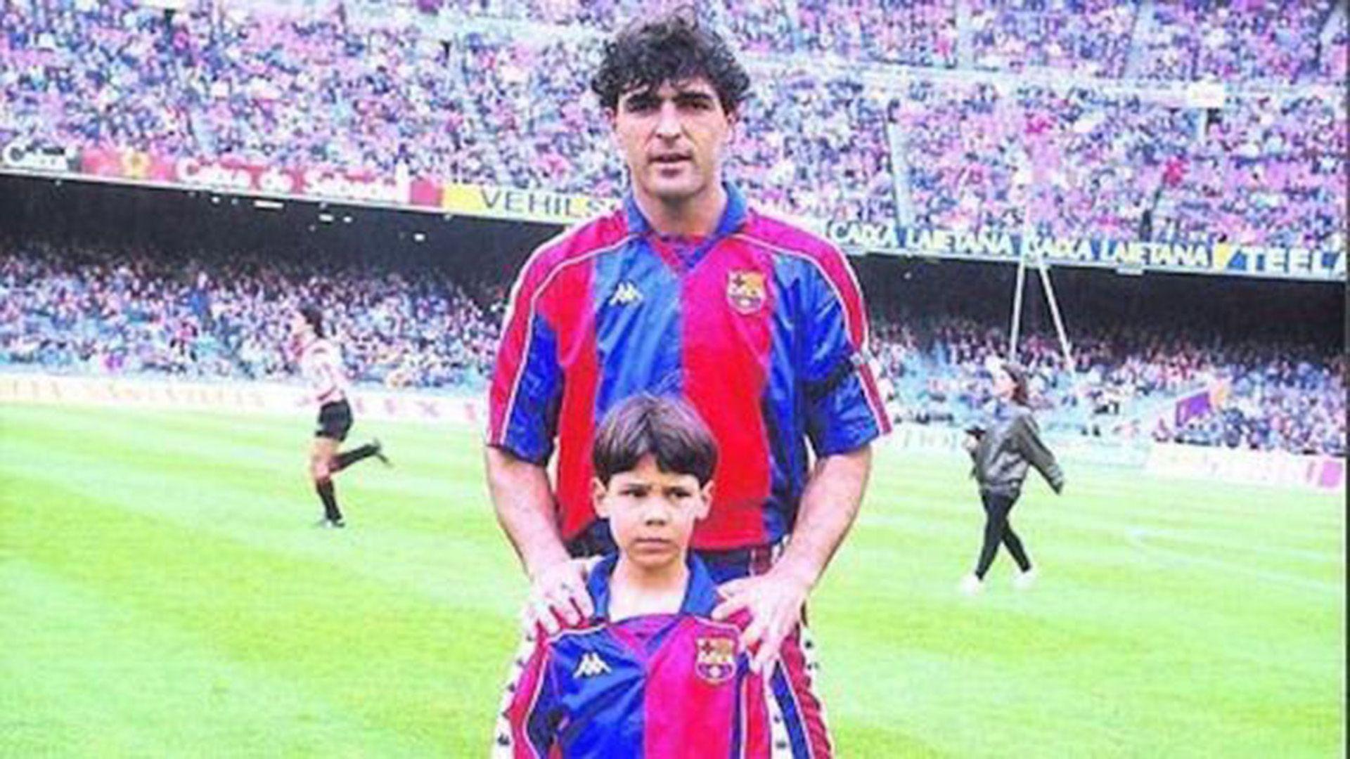 Rafael Nadal Barcelona