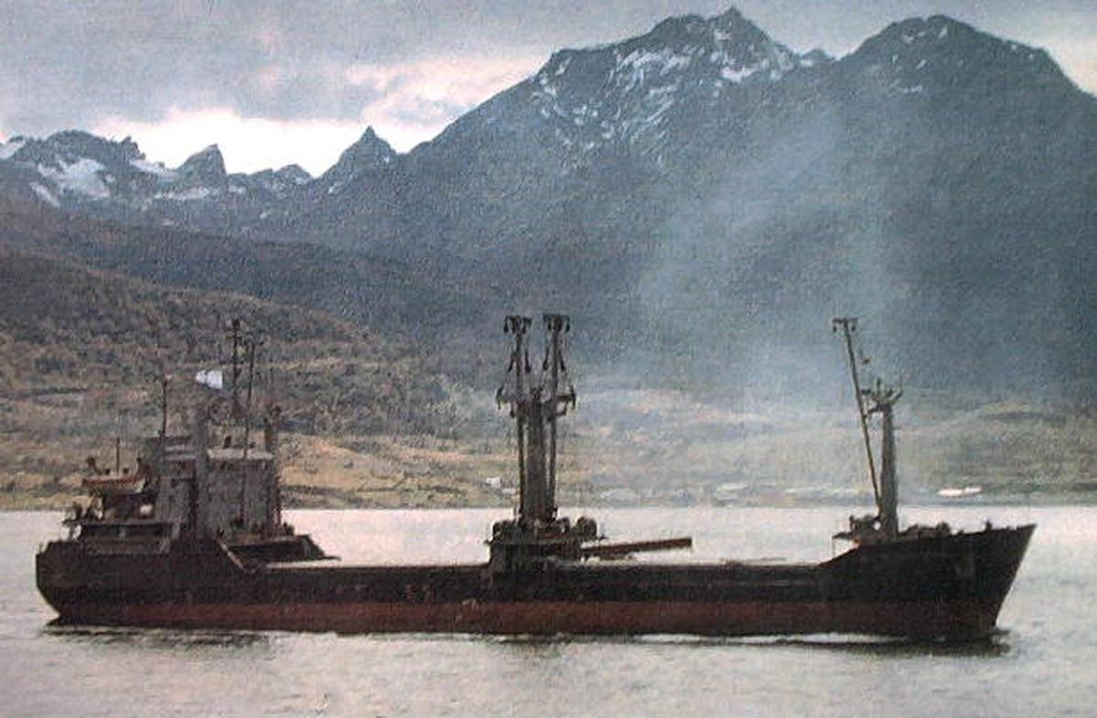 """El """"Isla de los Estados"""" en Malvinas y los heroicos exponentes de la Marina Mercante"""