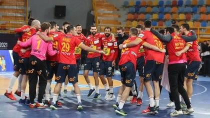 España vence a Uruguay en mundial de balonmano (M)