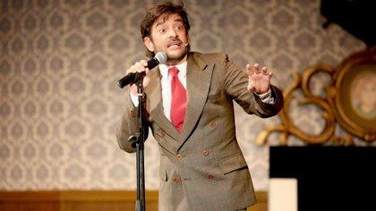 Pablo Rago, en el teatro (Foto: Mario Sar)