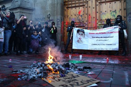 La aprobación del dictamen en Diputados se dio en el marco de dos casos de feminicidio que impactaron a la sociedad mexicana (Foto: Andrea Murcía/Cuartoscuro)