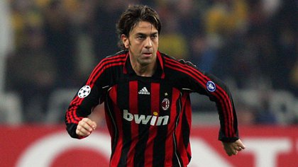 Alessandro Costacurta habló del día que le tocó jugar contra Lionel Messi (Shutterstock)