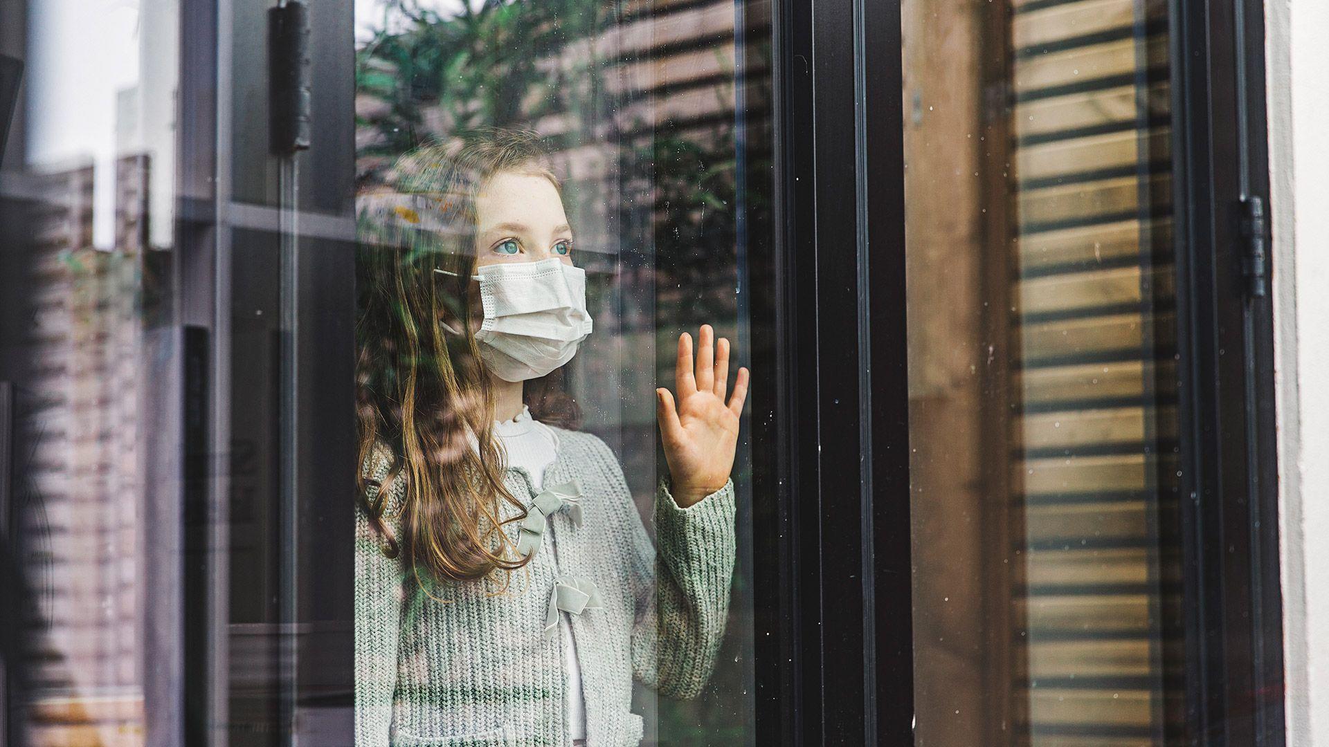 Niños pandemia sistema inmune