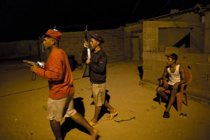 Grupos de autodefensa en Sucre (AP)