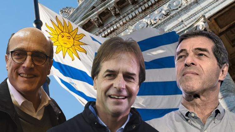 Resultado de imagen para uruguay candidatos