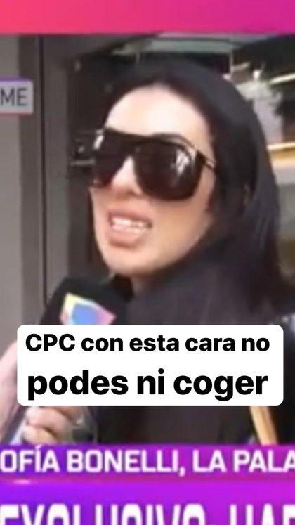 Mariana Nannis abrió una cuenta en Instagram para arremeter contra Claudio Caniggia y su nueva novia (Foto: Instagram)