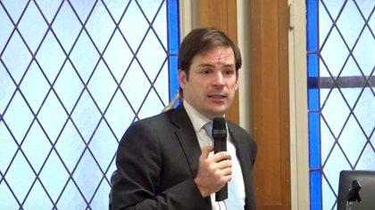 Carlos Hourbeigt, el integrante del directorio del Banco Central (Foto: Youtube)