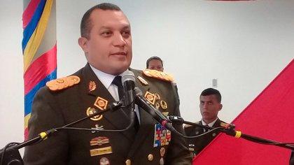 MG Félix Ramón Osorio Guzmán