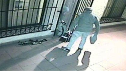 Video: el día que José López llevó bolsos con más de 9 millones de dólares y una ametralladora a un convento