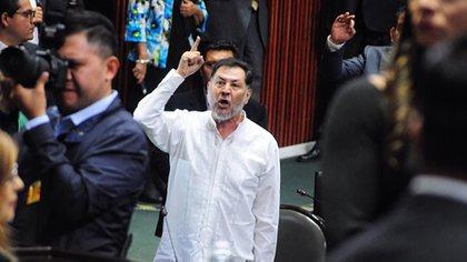 Fernández Noroña anunció que el PT va por consulta ciudadana para juzgar ex presidentes (Foto: Cuartoscuro)