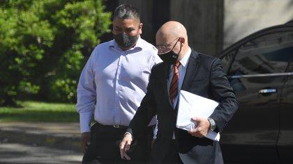 El juicio se reanudó en febrero pasado (Maximiliano Luna)