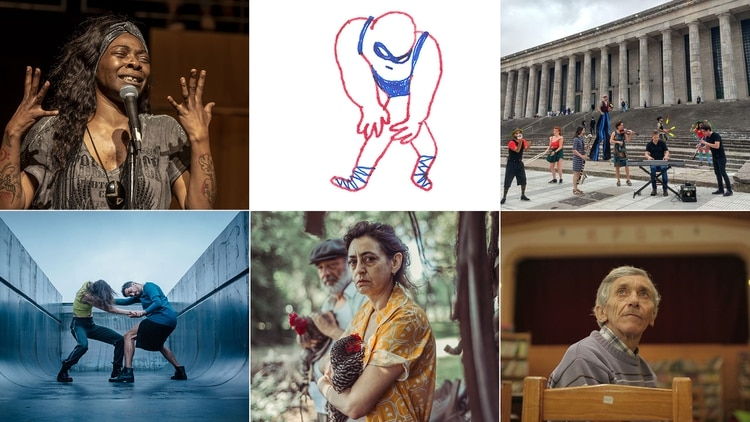 Guía de Arte y Cultura  semana del 18 al 25 de enero - Infobae 0d45ff2c671