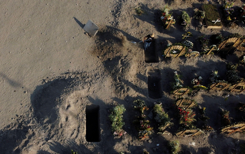 Suman 149,084 decesos y 1,752,347 casos confirmados de COVID-19 (Foto:  REUTERS/Carlos Jasso)