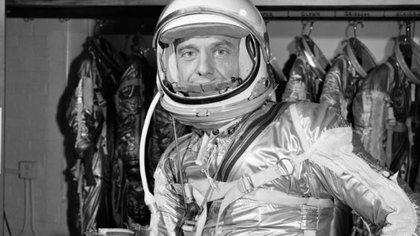 Se cumplen 60 años del primer vuelo al espacio de un astronauta de EEUU