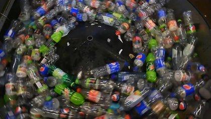 Por la pandemia, hubo una reducción en la recolección de materiales para el reciclado