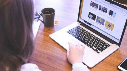 El registro se puede realizar por internet. (Foto: Pixabay)