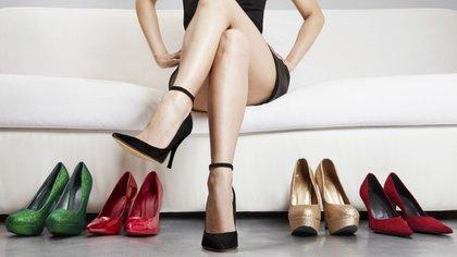 Con punta larga o más redonda es importante elegir la pieza según el estilo o el cuerpo de cada mujer (iStock)
