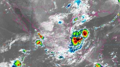 La primera vez que se acabaron los nombres para los ciclones tropicales ocurrió en 2005 (Foto: SMN/Conagua Clima)