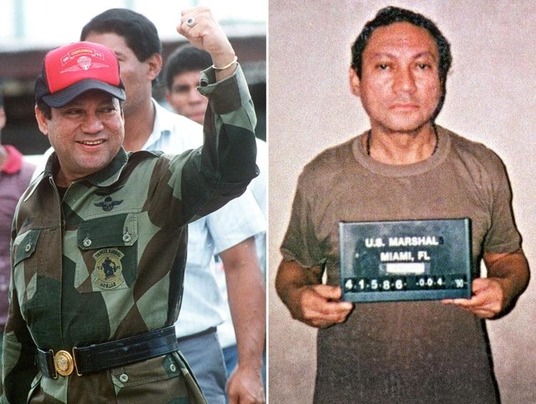 Quién fue Manuel Noriega, el antiguo dictador aliado de Estados ...
