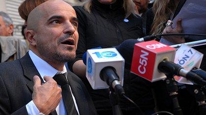 Juez Roberto Gallardo