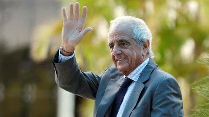 D'Onofrio fue consultado por el fútbol femenino y las políticas contra la violencia de género (Jorge Adorno)