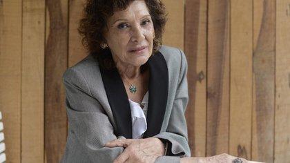 El recuerdo de Betty Elizalde: la mujer que rompió mandatos en la ...