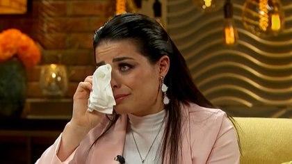 A pesar de que ahora le divierte recordar cómo fue vivir con el padre de Omar, Violeta Isfel admitió que, de no haber sido por su hijo, no sabría dónde estaría ahora (Captura: Archivo)