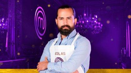Nicolás es el quinto eliminado de la cocina de MasterChef México(Foto: Cortesía TV Azteca/MasterChef México)