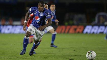 A la espera de la llegada de resultados médicos provenientes de Alemania, Millonarios espera inscribir a Andrés Felipe Román para la Liga BetPlay II 2021