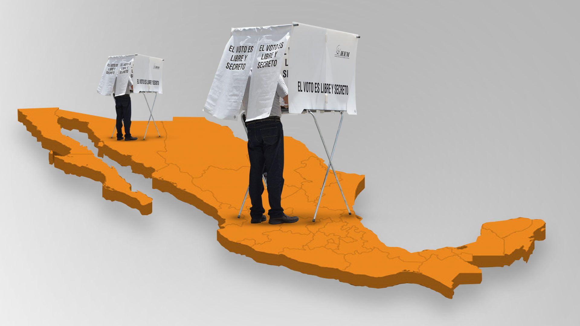 Elecciones mexico 2021