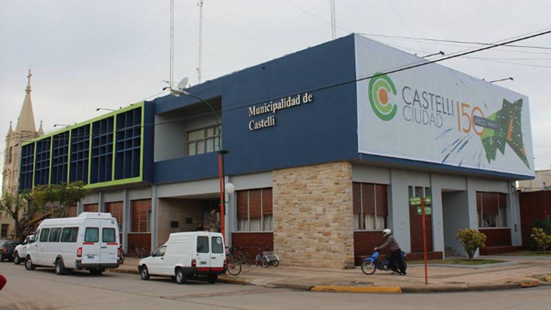 Municipalidad de Castelli