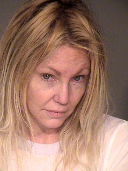 En una de sus última detenciones la artista eludió una pena de cuatro meses de cárcel a cambio de un tratamiento de 30 días en una clínica psiquiátrica (AP)
