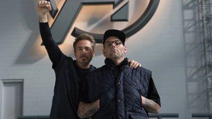 Robert Downey Jr. está de luto: murió Jimmy Rich, su amigo y asistente