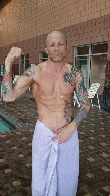 El ex luchador se despidió de las MMA en abril del 2018