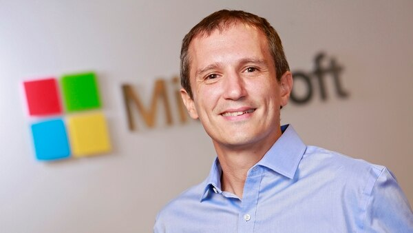 Ezequiel Glinsky, es el director de Nuevos Negocios en Microsoft