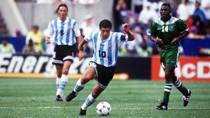 El astro brilló en su segundo partido frente a Nigeria