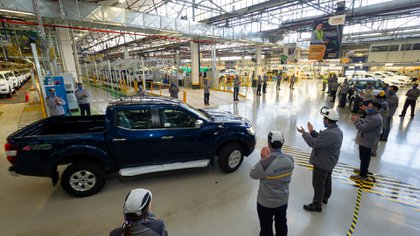 Renault presentó la pick up Alaskan fabricada en la planta de Córdoba