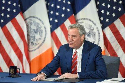 Alcalde de Nueva York Bill de Blasio