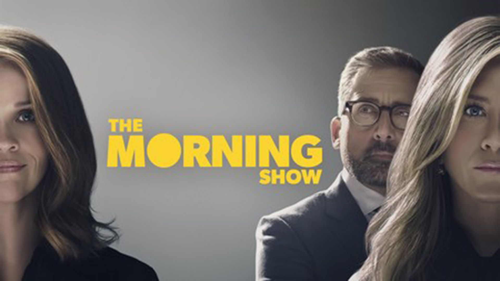 """""""The Morning show"""" con Jennifer Aniston, Reese Whiterspoon y Steve Carell"""