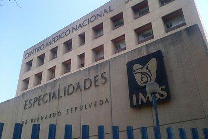 Hospital de Especialidades del Centro Médico Nacional Siglo XXI del IMSS (Foto: especial)