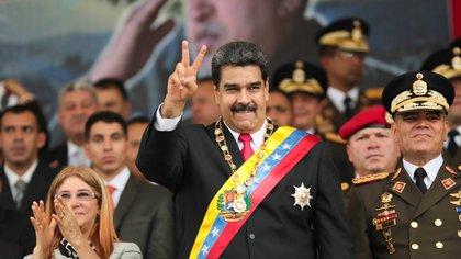 Nicolás Maduro fue declarado culpable y condenado a 18 años y tres meses de prisión (Foto: Reuters)