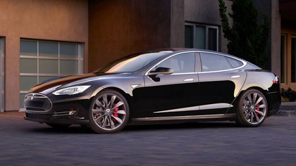 El Model S de Tesla puede ser 100% autónomo.