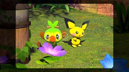 New Pokémon Snap.