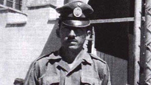 Mario Terán, el sargento que mató al Che Guevara