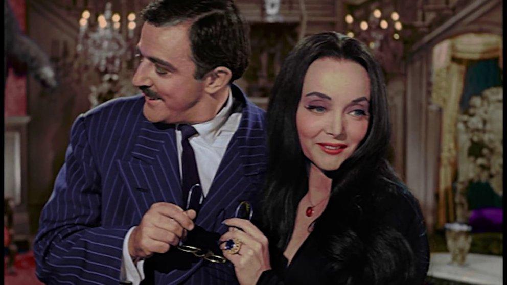 The crazy Addams