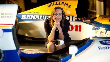Williams viene ocupando la zona media baja de la parrilla